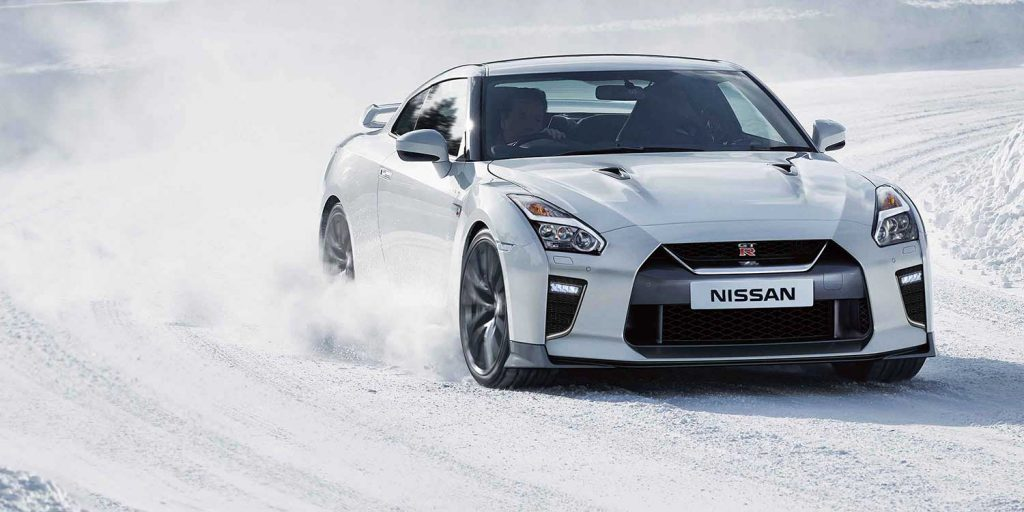 GT-R Track