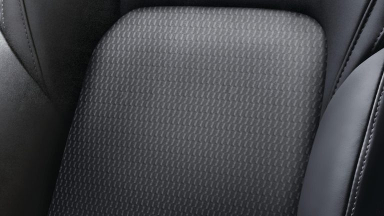 PART-GRAPHITE-CLOTH-PART-LEATHER ACCENTED^