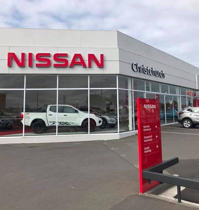 Chch Nissan
