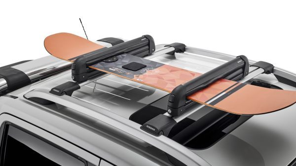 SKI/SNOWBOARD CARRIER Recommended Fitted Price: $424.00