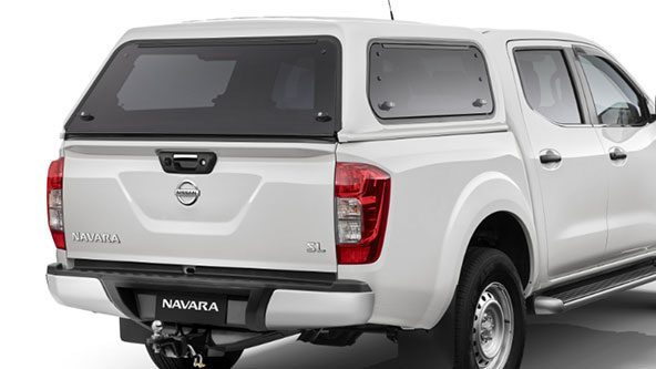 CANOPY (FOR DOUBLE & KING CAB) Recommended Fitted Price: $3,700.00 - $6,325.00
