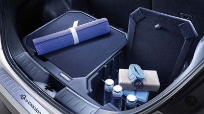 TRUNK SUB-FLOOR ORGANISER