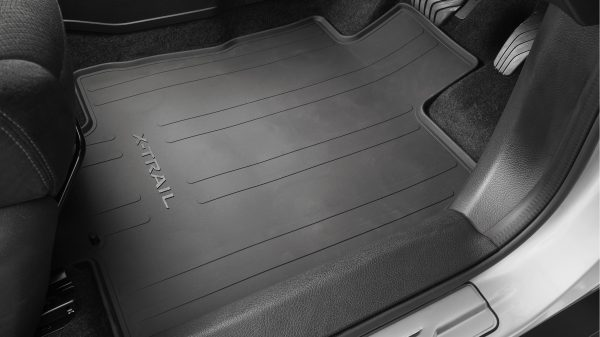 RUBBER FLOOR MATS (FRONT AND REAR) Recommended Fitted Price: $169.00